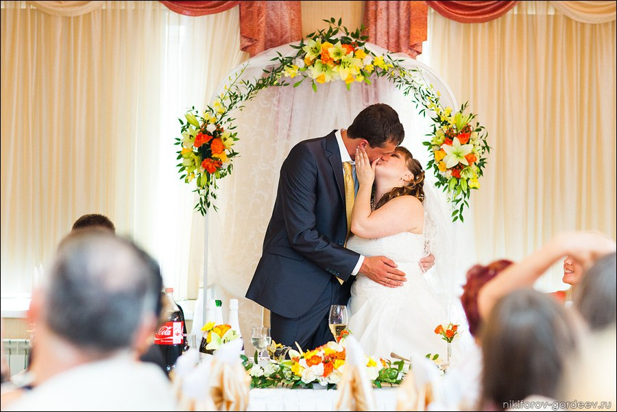 Банкет на свадьбу
